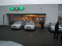 Skoda-Macadam-showroom